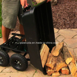 Garden Tool/Kids Garden Trailer Toy for Sale/High Quality Garden Cart pictures & photos