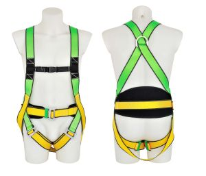Full Body Safety Harness with Waist Support pictures & photos