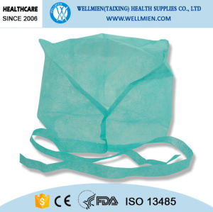 Disposable Machine Made Hospital Doctor Cap pictures & photos