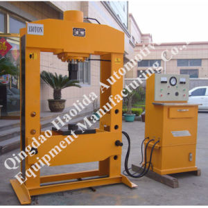 High Quality Electrical Hydraulic Oil Press pictures & photos