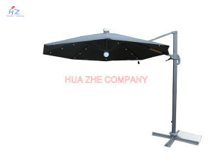 Hz-Um104 10ftx10ft (3X3M) Roma Umbrella Garden Umbrella Big Hangging Parasol for Outdoor Umbrella with LED Umbrella Outdoor Umbrella pictures & photos