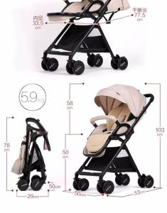 Good Sales Baby Strollers Sr-BS8 pictures & photos