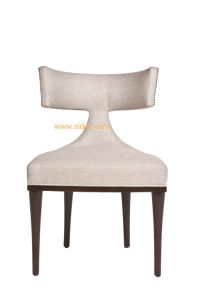 (CL-1120) Luxury Hotel Restaurant Dining Furniture Wooden Dining Chair pictures & photos