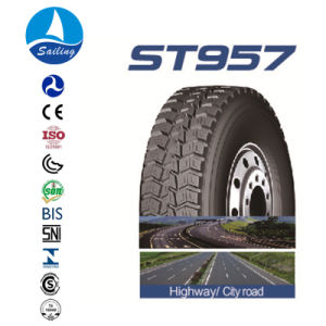 TBR Radial Bus Tire and Light Truck Tire (315/80R22.5) pictures & photos
