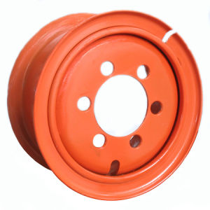 3.00d-8 Forklift Tyre Wheels for Forklift pictures & photos