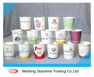 Food Grade PE Coated Paper for Hot Drink Paper Cups