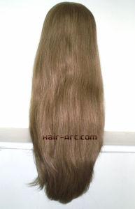 "Full Lace 100% Virgin European Hair Made Sheitels Kosher Wigs-26"""