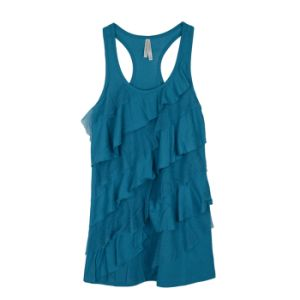 Summer Fashion Clothing Women Custom Vest Tank Top pictures & photos