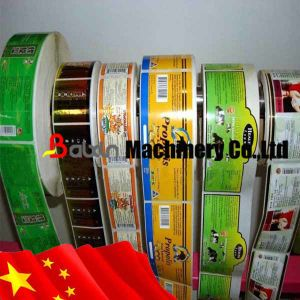 Multifunctional Label Print Machine pictures & photos