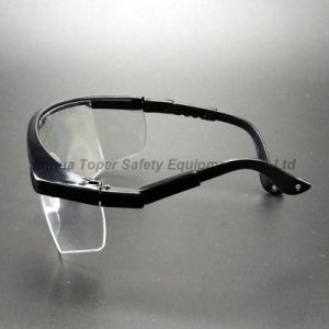 Angle Adjustable Frame Safety Glasses Eye Protection (SG113) pictures & photos
