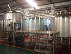 Automatic Industrial Microbrewery Beer Equipment with Ce (ACE-FJG-5X) pictures & photos
