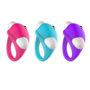 Long Lasting Sex Toys for Man Vibrating Penis Ring pictures & photos