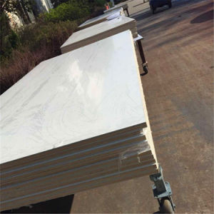 UV-Resistant Fiberglass Coated Plywood Sandwich Panel pictures & photos