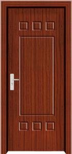 Pretty Door PVC Door (WX-PW-114) pictures & photos