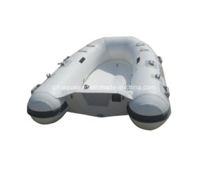 Aqualand 8feet Inflatable Motor Boat/Rib Motor Boat (RIB250) pictures & photos