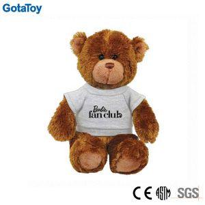 Cheap Custom Plush Teddy Bear with Cotton Shirt pictures & photos