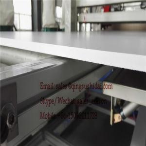 PVC WPC Construction Board Machine pictures & photos