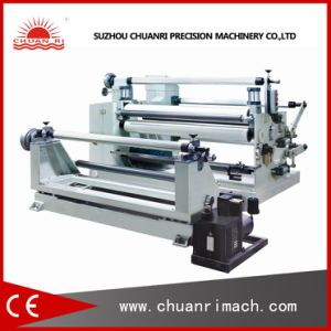 Film, Foam Tape, Paper Label Roll Automatic Slitter Rewinder Machine pictures & photos