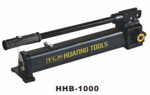 Aluminum Hydraulic Hand Pump (HHB-1000) pictures & photos