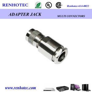 Straight Clamp Type Male TNC Connectors pictures & photos