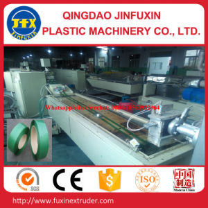 Pet Plastic Slitting Packing Belt Machine pictures & photos