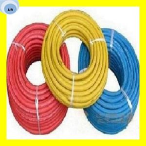 Premium Quality R134A Refrigerant Flexible Gas Charging Rubber Hose pictures & photos