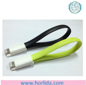 Magnetic & Gold Connector for iPhone 5 & 6 Fast Charger Data Sync Cable