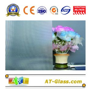 3-8mm Clear Mistlite Patterned Glass Used for Window, Furniture, etc pictures & photos