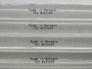 Klinger Gauge Glass DIN7081 Standard Quality