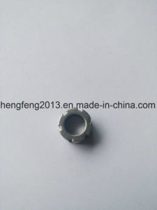 Powder Metallurgy Mpif Standard Bushing Insert Plastic Part of Automatic Open-Close Curtain Controller pictures & photos