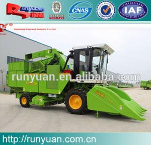 4yz-4b Corn COB Combine Harvester
