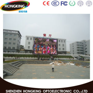 2017 Hot Sale Hight Brightness P6 Outdoor LED Display pictures & photos