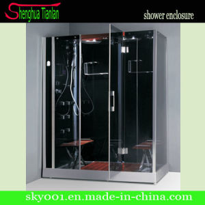 Rectangle Hydro Massage Steam Shower Bathroom (TL-8803) pictures & photos