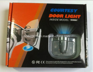 Courtesy Door Light LED Car Door Logo Laser Projector Light Custom Logo Available Shadow Water Proof Easy Film pictures & photos
