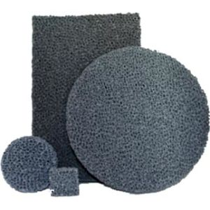 Sic Ceramic Foam Filter for Metal Filtration pictures & photos