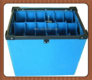 China Superior PP Plastic Hollow Storage Box with Colorful Supplier pictures & photos