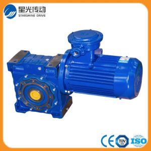 Nrv Worm Gear Electric DC Motor pictures & photos
