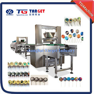 Cheap Price and High Efficiency Lollipop Machine pictures & photos