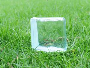 House Decorative Curv-End Glass Brick (JINBO) pictures & photos