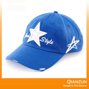 Custom Embroidered Fifted Baseball Caps with Your Logo pictures & photos