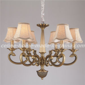Iron Chandelier with Unique Design (C002-5) pictures & photos