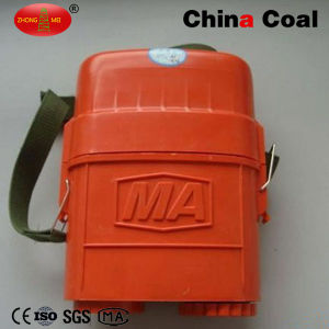 High Quality Compressed Oxygen Self-Rescuer Toxic Gas Protect Respirator pictures & photos