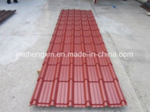 Double-Roofing Forming Machine Manufacture pictures & photos