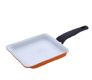Non-Stick Cookware Aluminum Square Fry Pan pictures & photos