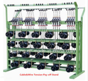 Cable Wire Tension Pay-off Stand Cable Equipment pictures & photos