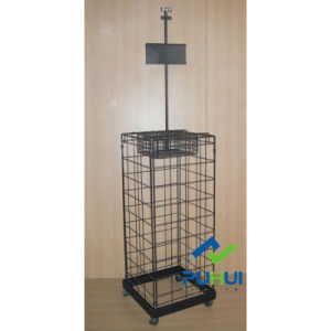 Floor Standing Metal Umbrella Stand (pH15-111) pictures & photos