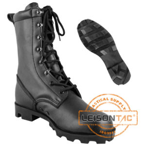 Military Tactical Combat Boots with ISO Standard (JX-49-1) pictures & photos