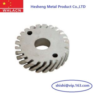 Precision Lost Wax Casting Railway Wheels pictures & photos