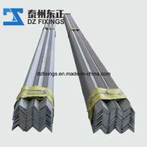 Stainless Steel Angle Bar pictures & photos