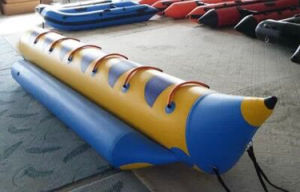 High Quality Factory Price Custom Inflatable Flying Fish Banana Boat pictures & photos